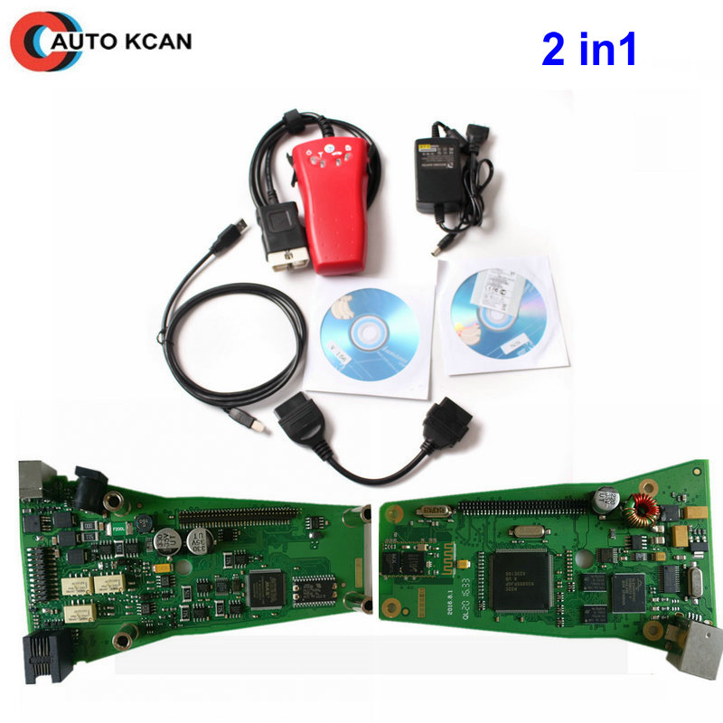 Quality A Chip and Best price Diagnostic Tool For Can Clip 2 in 1 V168