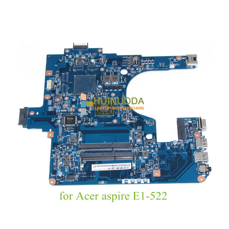 NOKOTION laptop motherboard For acer aspire E1-522 NB.M8111.00N EG50-KB MB 12253-3M 48.4ZK14.03M NBM811100N mainboard nokotion mainboard for acer aspire 5738 laptop motherboard ddr2 ati hd4500 video card mbpke01001 mb pke01 001 48 4cg07 011