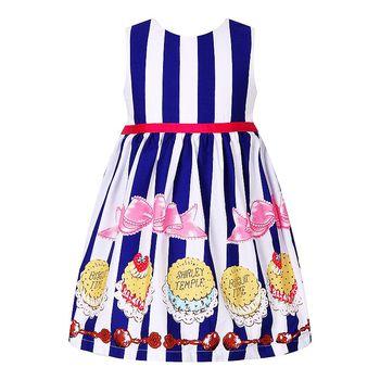 Baby Girls Summer Dress Vestidos 2018 Brand Children Princess Costume for Kids Clothes Toddler Dresses Girl Clothing
