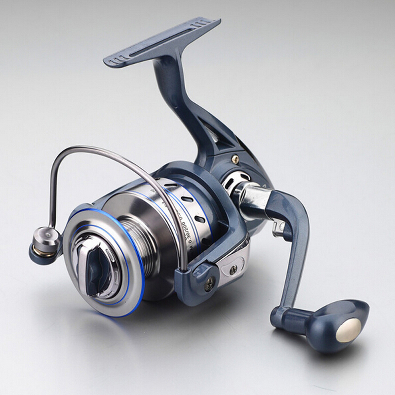 Hot Super Allblue Technology Visserijspoel 12BB + 1 Lager Ballen 1000-7000 Serie Spinning Reel Boot Rock Vissen Wiel