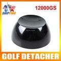 EUA Estoque Para EUA Preto Golf Detacheur Tag Detacheur Segurança Tag Remover Super Força Magnética Disco Detacheur Eas Sistema 12000GS