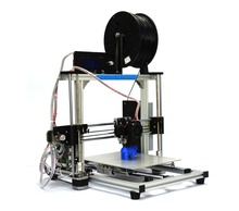 Высокая точность аврора Impressora модель DIY KIT Reprap Prusa I3 LCD экран 3D принтер комплект 270 * 210 * 200 мм размер большой печать белый цвет