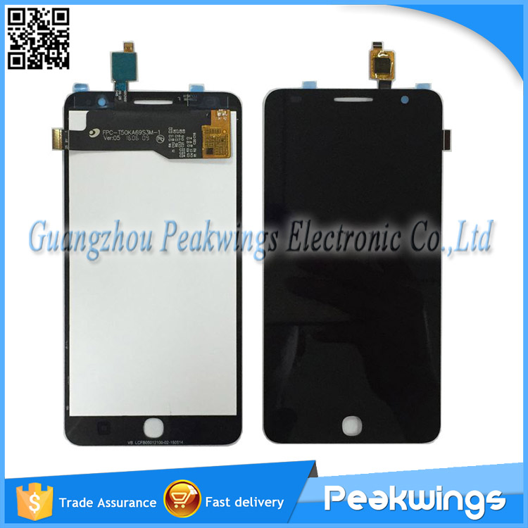 ФОТО Touch Panel For Alcatel One Touch Pop Star 3G OT5022 OT 5022 OT-5022 5022X 5022D LCD Display Digitizer Screen Complete Assembly