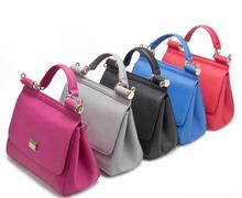 2016 genuine  leather women handbag desinger tote bag, hot selling free shipping,