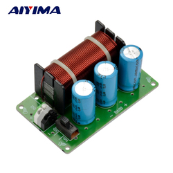 AIYIMA Pure Bass Audio Professional Subwoofer Frequency Divider Speaker Crossover Filter