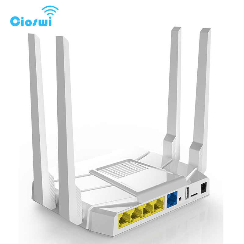 все цены на 5G Gigabit wireless 3g 4g lte wi fi router 11ac dual band 1200Mbps openWRT router with 16MB Flash 512M RAM FDD/TDD LTE/WCDMA/GSM онлайн
