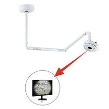TDOUBEAUTY 36 Вт светодиодный потолочный светильник Стоматологическая лампа хирургии Pet визуальной инспекции свет бестеневая лампа с sony камера (800 мм)