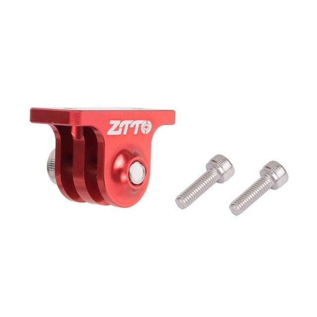 ZTTO-pièces de vélo GoPro pour ordinateur de vélo, GPS, support combiné de freins, guidon, adaptateur de caméra, Garmin Bryton 2 igpsport