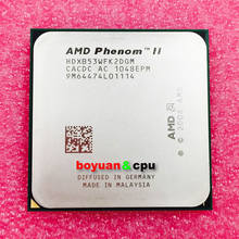 AMD Phenom II X2 B53 2.8 GHz dual-core מעבד מעבד HDXB53WFK2DGM שקע AM3(China)