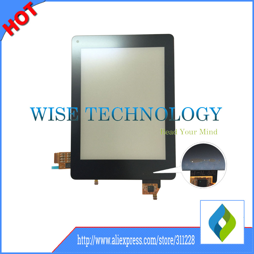 Tested ED060XC8 For Reader Assembly 6inch ED060XC8(LF)C1 S2 touch screen Digitizer With defective LCD screen matrix With light