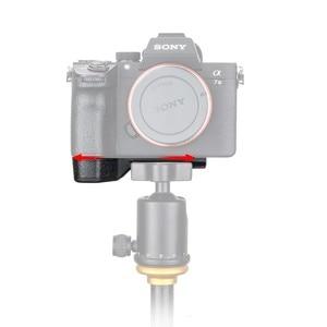 Image 4 - Meike MK X1EM Metal Bracket Hand Grip for Sony GP X1EM A9 A7MIII a7RIII a7RII a7II a7SII Camera