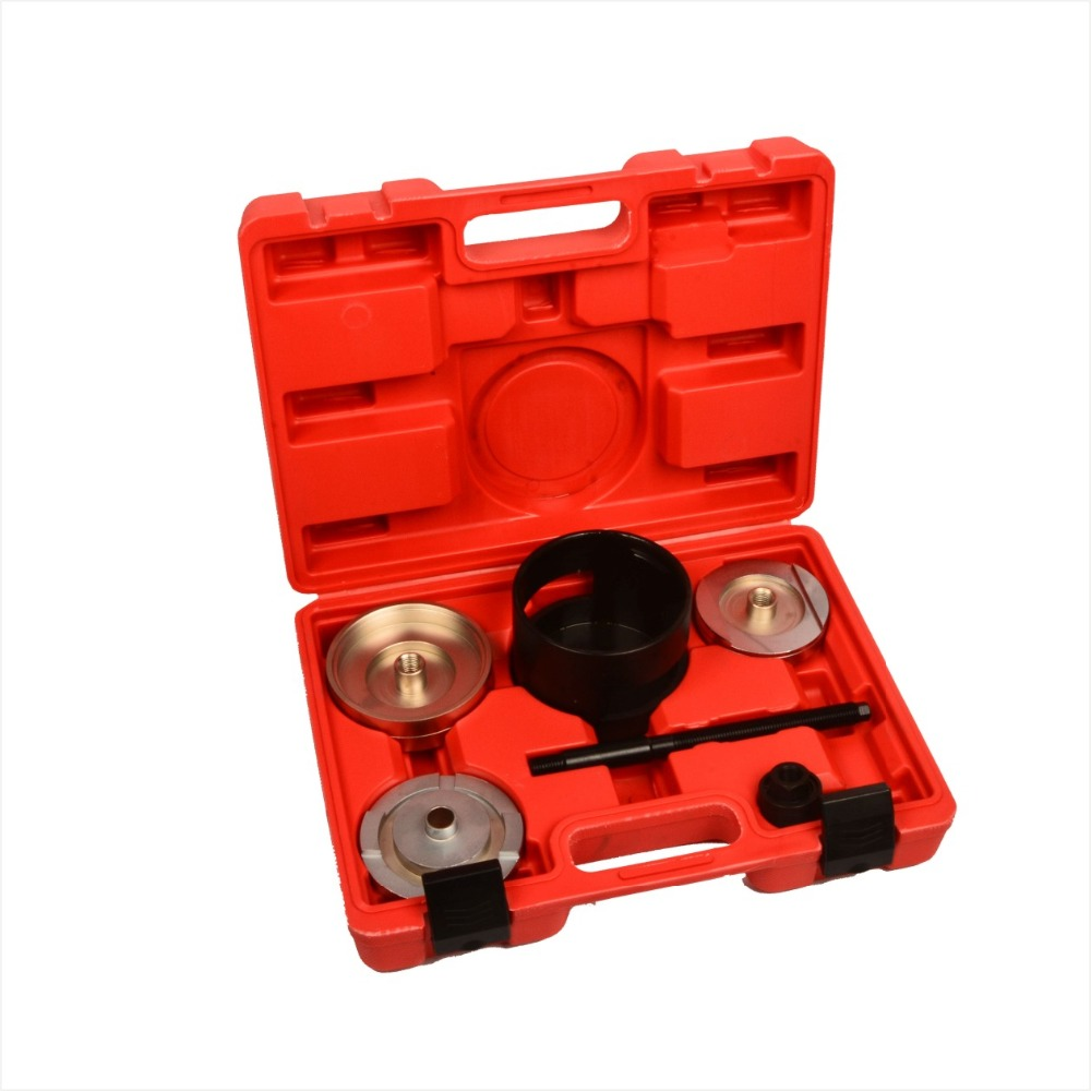 For BMW X5 E53 1999-2007 Rear Suspension Subframe Bushing Removal Installation Tool rear ball joint tool kit bushing tool set suitable for bmw e38 e39