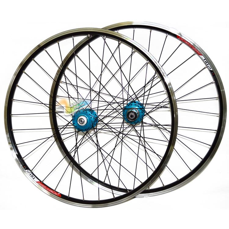 цены EMS 26'' Novatec Hubs DH19 V Brake Rim MTB Mountain Bikes Bicycles Wheelset Wheels Parts part shipping Rim free