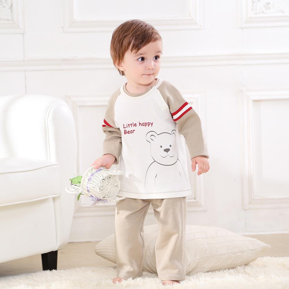 Baby Boys Geyim dəsti Uşaq oğlan geyimləri Xarici paltar - Körpələr üçün geyim - Fotoqrafiya 5