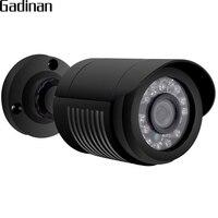 Gadinan ahdh كاميرا 1080 وعاء 24 قطع ir المصابيح 2mp كاميرا 3.6 ملليمتر 1080 وعاء عدسة الكامل hd الأمن cctv cam للماء abs البلاستيك