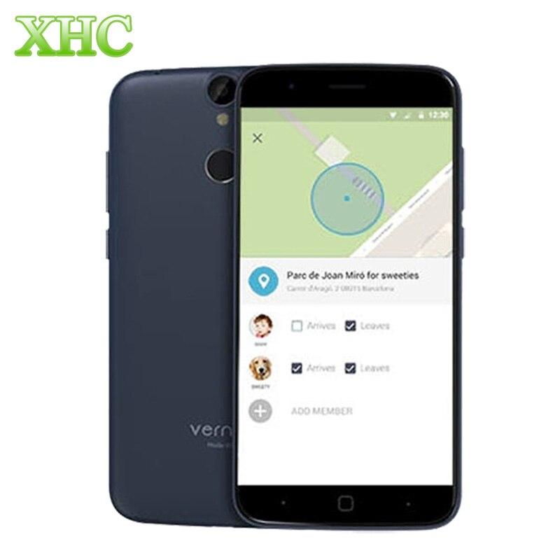 Vernee Thor 16 GB 4G IDENTIFICACIÓN de la Huella Digital Del Teléfono Móvil de 5