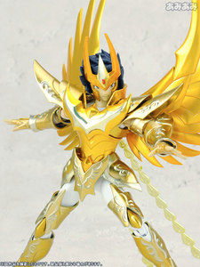 "Image 2 - 100% Original BANDAI Tamashii Nations Saint Cloth Myth Action Figure   Phoenix Ikki God Cloth from ""Saint Seiya"""