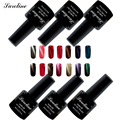 Saroline 3D Cat Eye Nail Gel Polish Soak Off UV Gel Need Magnet Changing luvky Color UV Gel Polish Varnish cheap gel