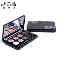 1pcs Lot 8 Color Matte Eye Shadows Naked Palette Professional Urban Makeup Cosmetics
