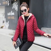 Girl's Autumn Hooded Jackets