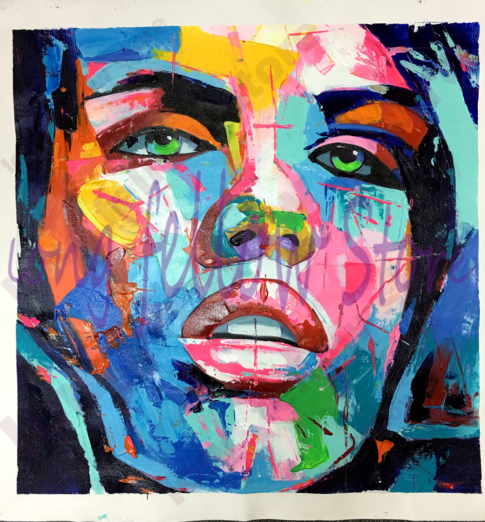 customized landscape paintings free shipping customized abstract paintings customized portrait paintings Customized handmade paintings