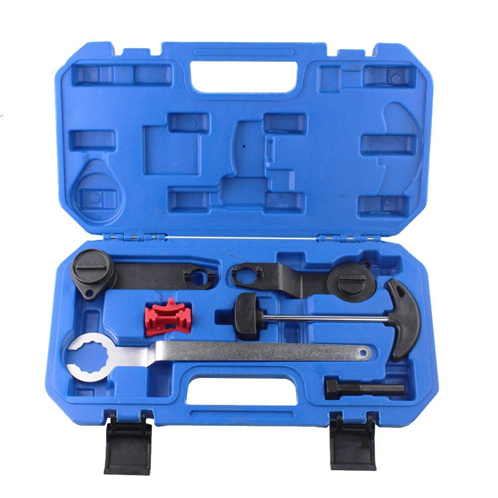 Инструмент ГРМ ваг набор EA211 VW Гольф 7 мк7 VII в Джетта 1.2 1.4 ТСИ ТГИ Бензиновый двигатель инструментов для синхронизации распредвала комплект