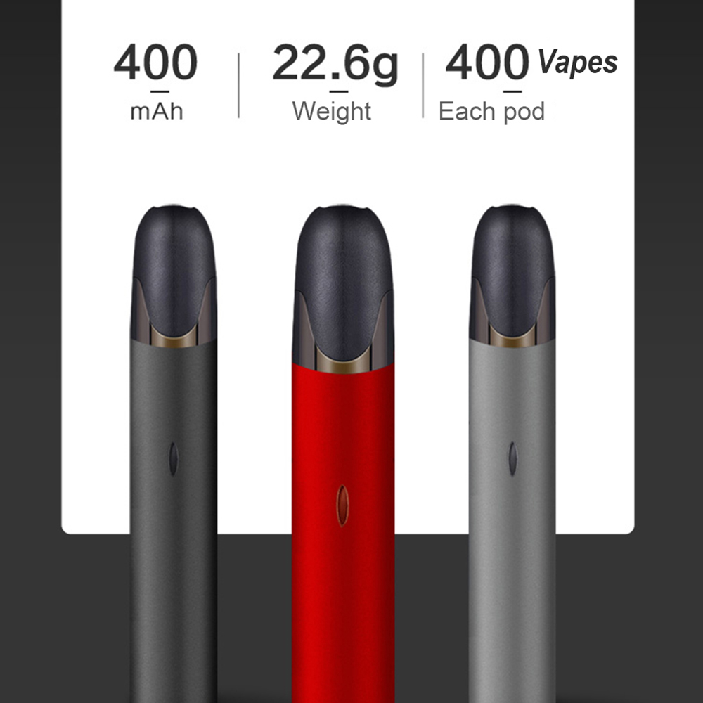 DOTENT WJB Islim Electronic Cigarette 1.3ml Ceramic Pod Vape 400mah Big Battery Automatic Air Sensing Shisha Pen Vape Pen