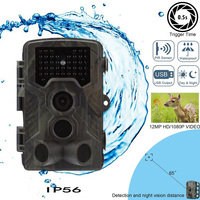 Outlife HC 800M Hunting Trail Camera Wireless Waterproof Wild Hunting Infrared Night Vision Camera GSM GPRS Digital Traps Camera