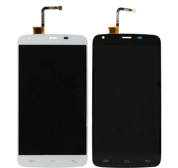 HOMTOM HT6 Display+Touch Screen Assembly 100% Original LCD Digitizer Glass Panel Replacement For HOMTOM HT6 1280x720HD + Tools