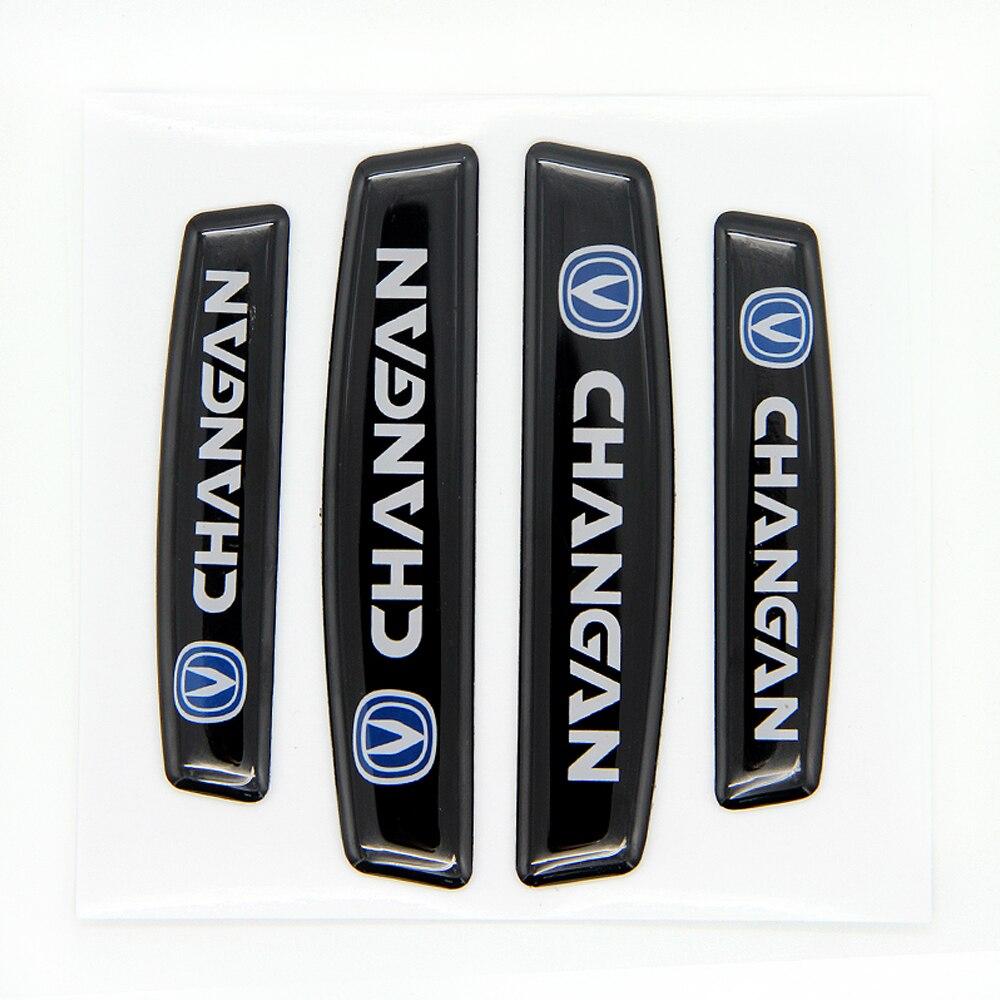 Car Door Side Edge Protection Guards Stickers Decals For Changan CS75 CS35 CS15 CS95 Raeton CX70 CS55 Eado CX20 CS15ev Alsvin V7