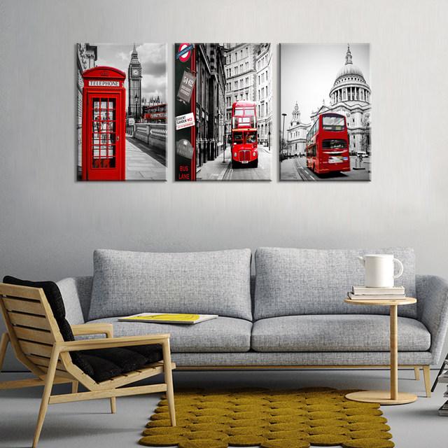 online shop red london bus england city uk british vintage buildings