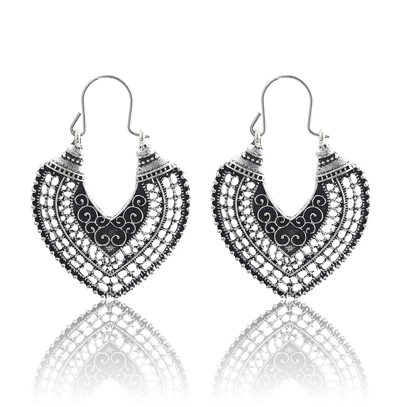 Aliexpress.com : Buy E0483Vintage Retro Tibetan Silver Ear