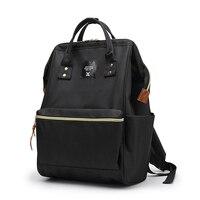 original Women Ring Backpack Woman Back pack a Ring Bagpack Canvas school Bag for Girl Travel Bag Female Rucksack Mochila mujer