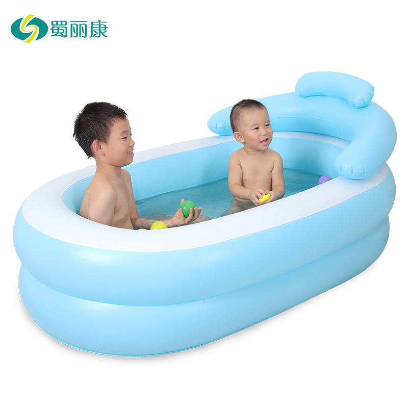 inflatable bath tub adults Beauty bath tub Safe and environmentally ...