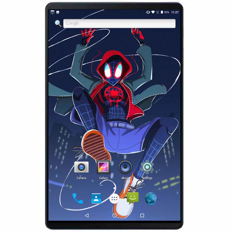 Fast Shipping 10 Inch Tablet PC 4GB RAM 64GB ROM Octa Core 4G LTE FDD Android 8.0 Tablets 10.1 IPS 2.5D Tempered Glass Game Pad