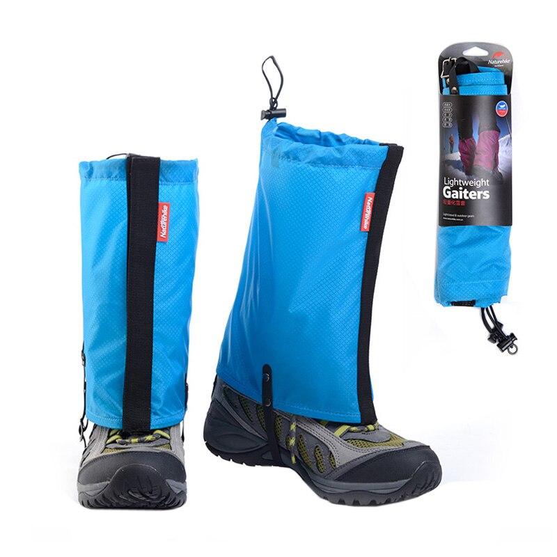 Prix pour Naturehike Extérieure Neige Gaiters Camping Alpinisme Gaiters Randonnée Étanche Gaiters NH15A060-M