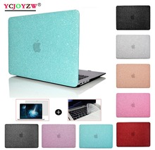 New Shine Laptop Case For MacBook Air 13 Pro Retina 11.6 12 13.3 15.4,YCJOYZW - MAC AIR 15 inch with Touch Bar