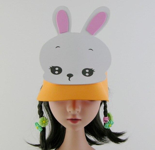 a23f77976e34c Libera la nave traje de conejo de dibujos animados de animales sombrero  máscara de EVA para