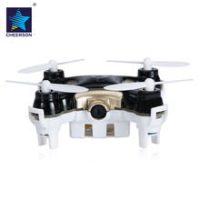 Cheerson CX-10C 2.4G 4CH 6-Axis RC Quadcopter Mini Drone RTF with Camera LED Light LeadingStar Best Toy For Kid