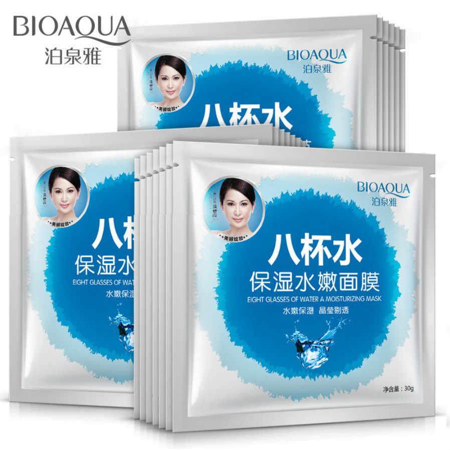 1 adet Yabanmersini Güzellik Nemlendirici Maske Yüz Maskesi Bitki Kozmetik Cilt Bakımı Güzellik Nemlendirici Yağ Kontrolü Siyah Nokta Beyazlatma