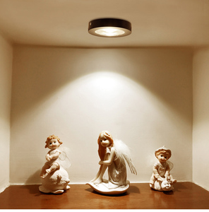 Image 3 - Surface mounted  downlight 5W/10W led wine cabinet spotlight ceiling light show counter living room light