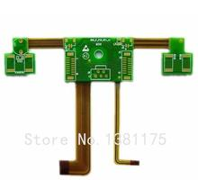 Free Shipping High Quality Two Layers Flexible PCB Boards Prototyping Manufacturer, Small Quantity Fast Run Service 015 цена