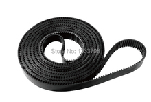 High quality 10mm pitch blet/ steel core closed loop belt 30mm width black color
