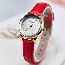 купить New Fashion Elegant Bracelet Watch Women Luxury Gold Crystal Quartz Wrist Watches Clock Ladies Watch Gift bayan kol saati дешево