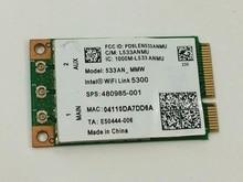 SSEA drahtlose karte für Intel WIFI Link 5300 AGN Mini PCI-E Karte Dual Band 2.4/5,0 GHz 450Mbps 802,11 a/b/g/n