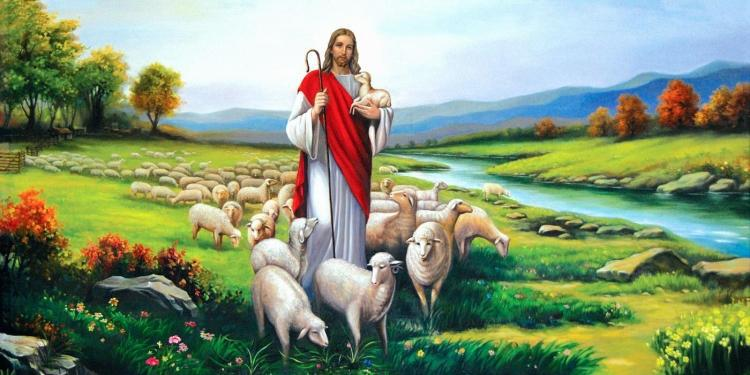 Custom Made Jesus Photo Wallpaper 3d For Living Room Kids Sofa Tv Background Wedding Decoration In Wallpapers From Home Improvement On