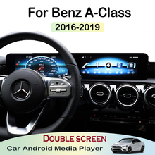 Car Android for Mercedes Benz MB A Class W177 2016~2019 NTG touch Screen GPS Navigation stereo multimedia player Map Auto Radio