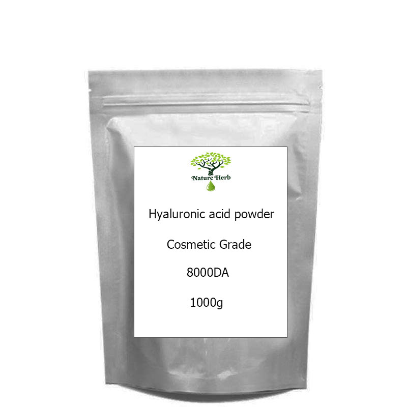 Hyaluronic Acid Powder Cosmetic Grade 8000 Daltons 1000g Per Bag