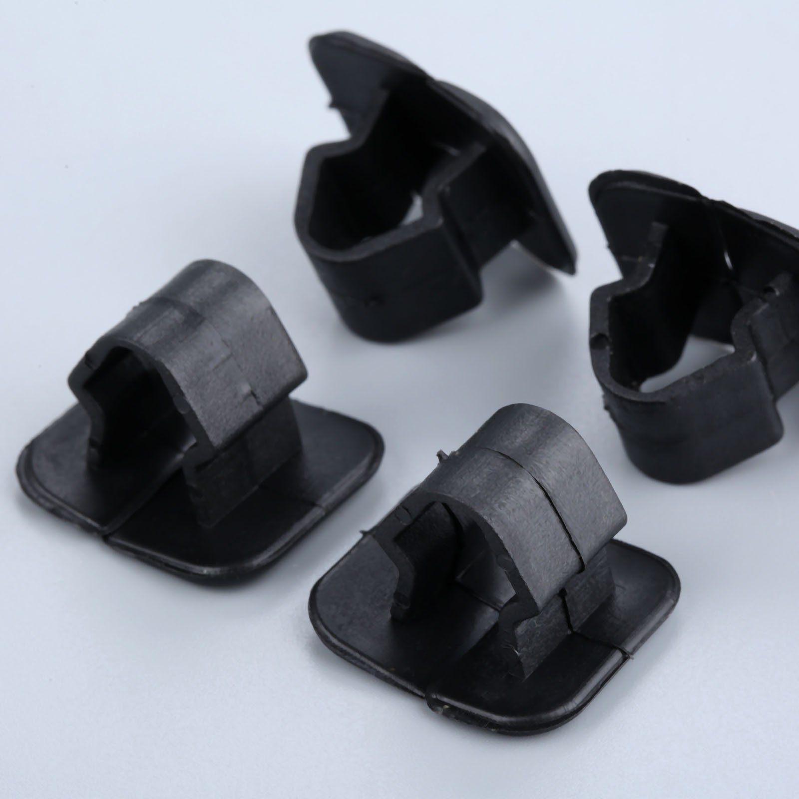 50x Fits Toyota and Audi Bonnet Hood Insulation Cover Plastic Retainer Clips 7mm