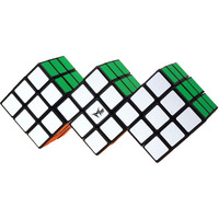 Brand New 3 in 1 Puzzle Magic Speed Cube 3x3x3 Educational Learning Toys For Children Speicial Toy Strange Sharp Magico Cubo
